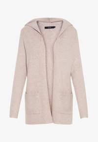 Vero Moda - VMDOFFY OPEN - Cardigan - woodrose - 0