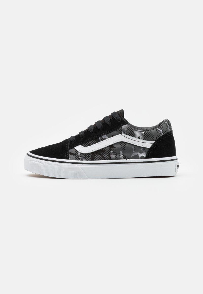 Vans - OLD SKOOL - Tenisky - black/true white