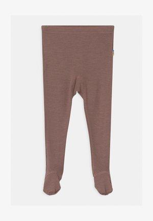UNISEX - Leggings - Trousers - old pink