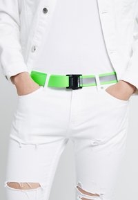 Diesel - B-FIRE BELT - Bælter - lime punch - 1
