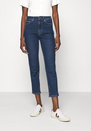 ASTRID - Slim fit jeans - denim blue
