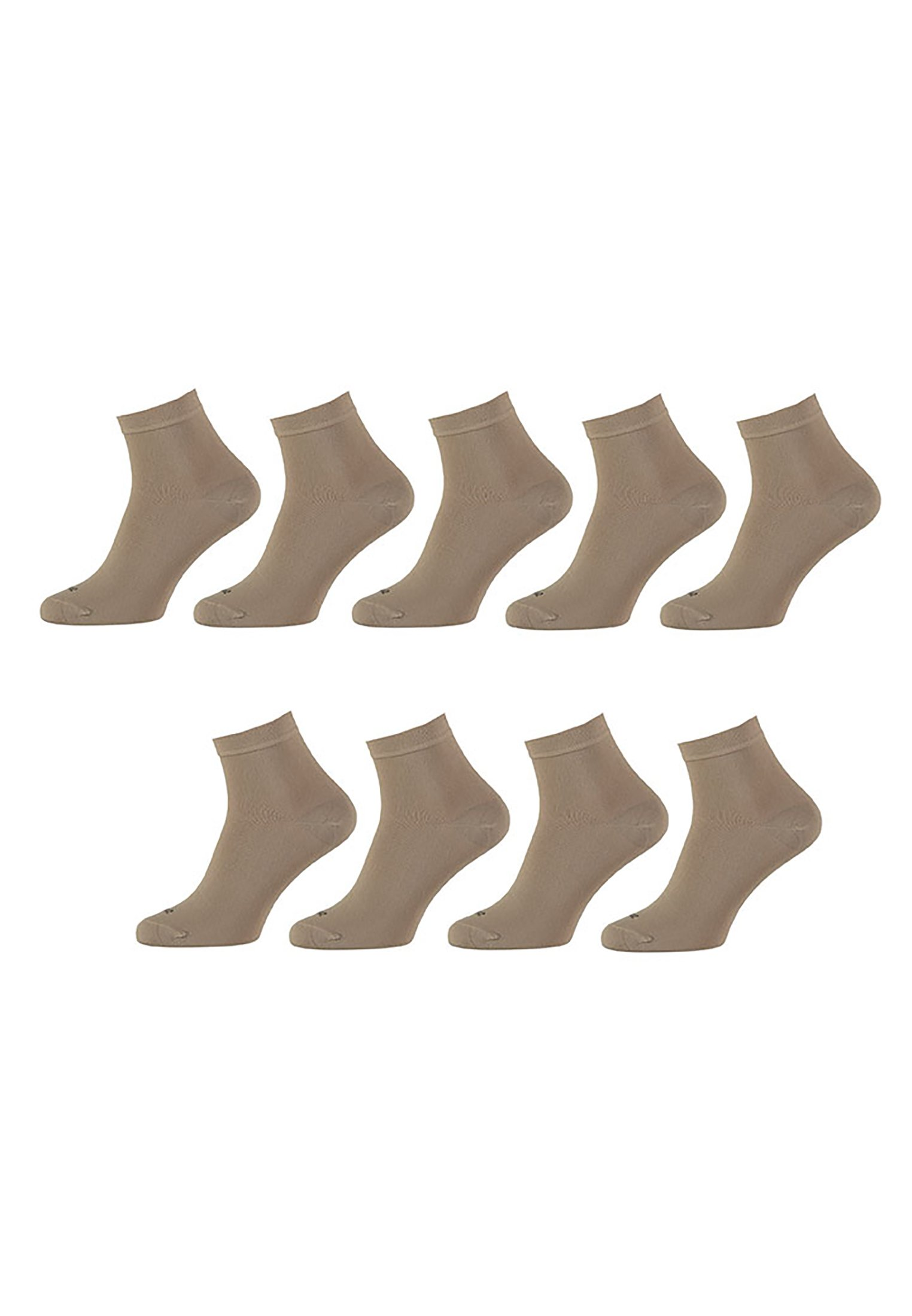 Femme 9PACK - Chaussettes