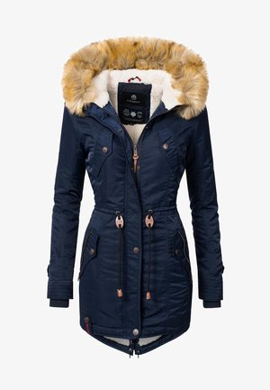 VIVA - Winter coat - blue