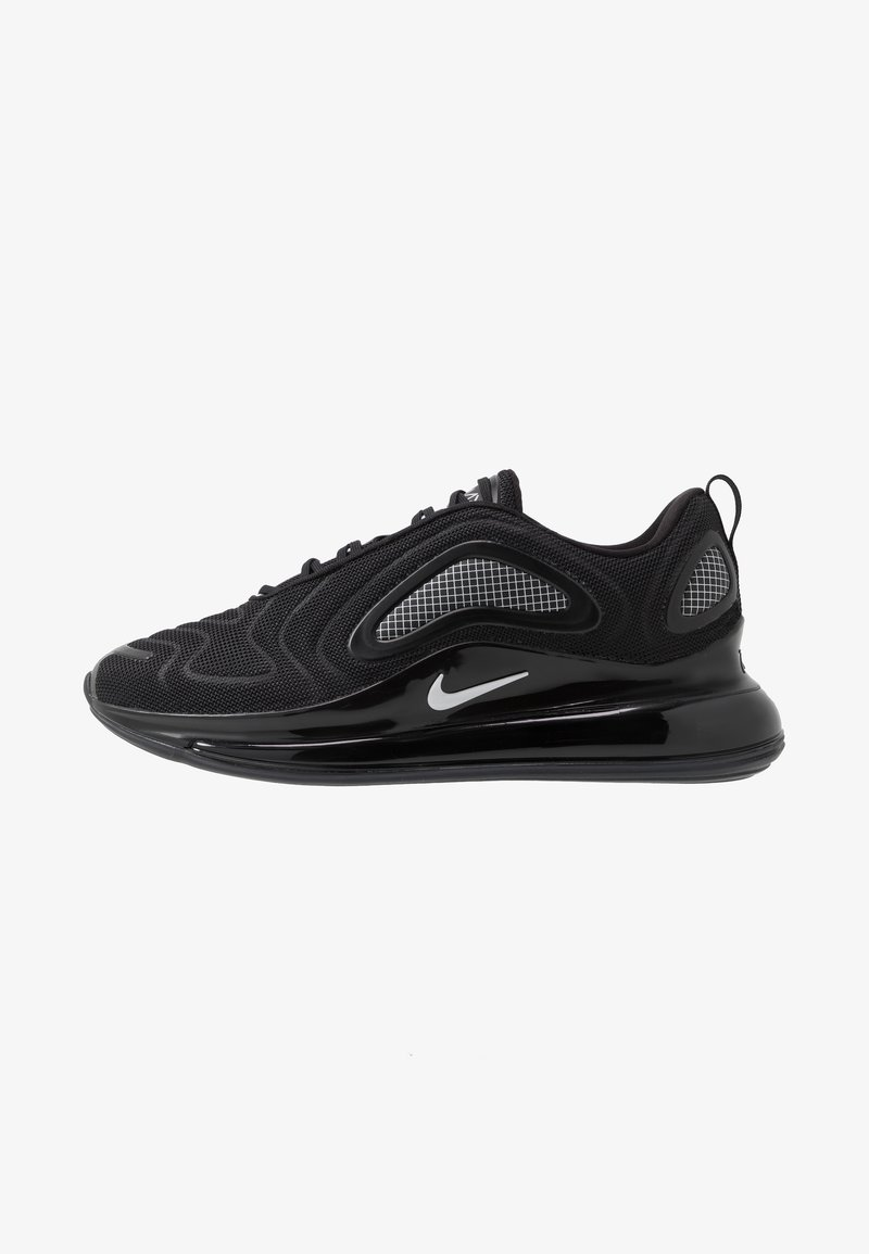 Nike Sportswear - AIR MAX 720 RVL - Sneakers - black/white