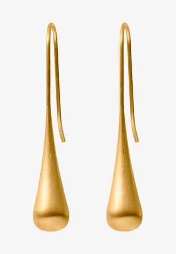 OHRHÄNGER  - Earrings - goldfarben