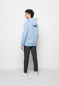 Holzweiler - FLEEK HOODIE - Sweatshirt - blue - 2