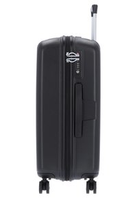 Stratic - PILLAR - Wheeled suitcase - black - 3