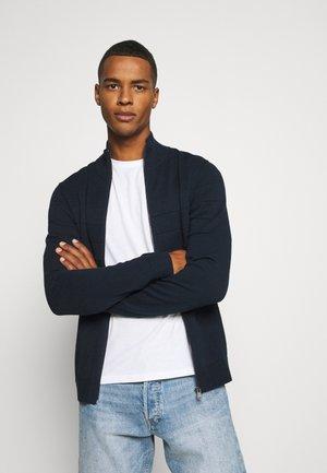 Vest - navy blazer