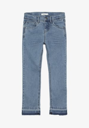NKFROSE PANT - Slim fit jeans - medium blue denim