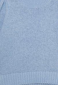 Grunt - CHRISTINA - Trui - baby blue - 2