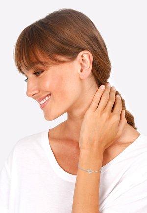 GLIDERKETTE - Bracelet - silber