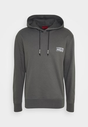 DOWNSVILLE - Sweatshirts - charcoal