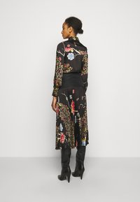 Victoria Victoria Beckham - PLEATED SKIRT - Áčková sukně - black - 2