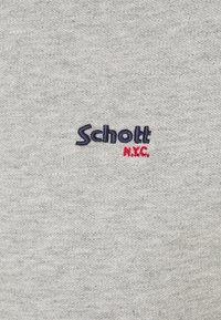 Schott - PSMILTON - Piké - grey/ orange - 2