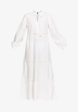 YASVIGGA DRESS - Maxi šaty - star white