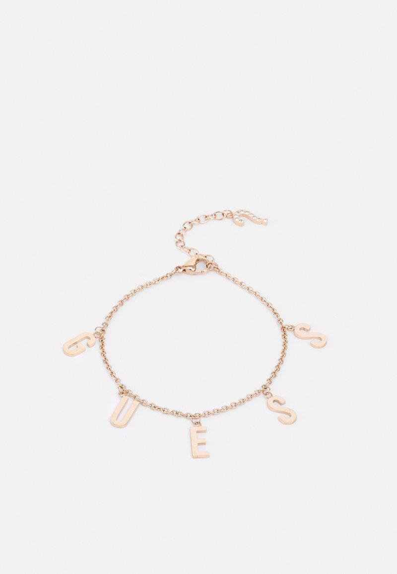 Guess - LOS ANGELES - Bracelet - rose gold-coloured