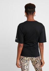 adidas Originals - TEE - Printtipaita - black - 2