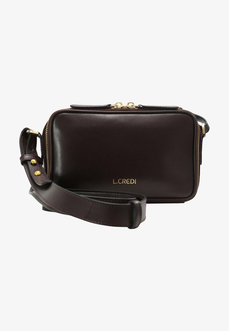 L.CREDI - FRANCES - Across body bag - braun