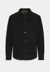 PS Paul Smith - MENS JACKET - Leather jacket - black - 0