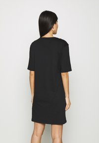 Armani Exchange - VESTITO - Jersey dress - black - 2