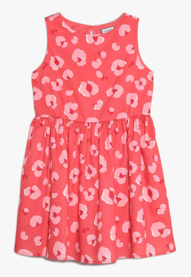 Denní šaty - rose of sharon