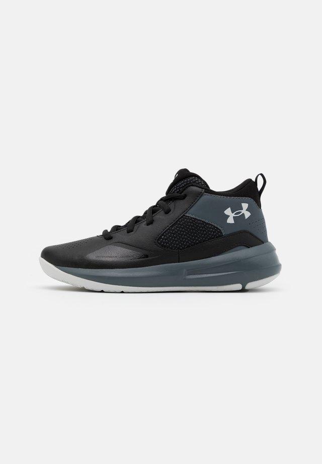 LOCKDOWN 5 UNISEX - Basketbalové boty - black