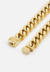 Guess - CURB UNISEX - Necklace - gold-coloured shiny - 1