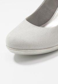 Marco Tozzi - Classic heels - grey - 2
