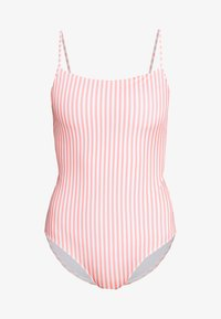 Monki - ALICE SWIMSUIT - Maillot de bain - orange medium - 4