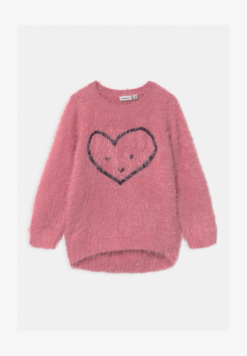 Name it - NMFNANIL  - Pullover - wild rose