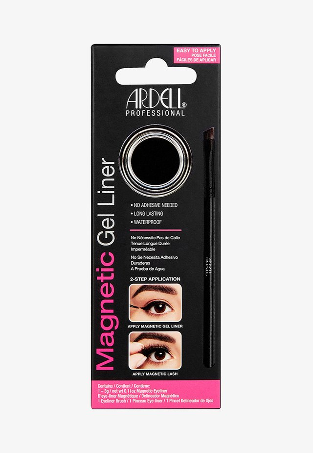 MAGNETIC GEL LINER - False eyelashes - -