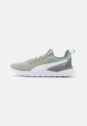 ANZARUN LITE - Zapatillas de running neutras - aqua gray/white/ultra gray
