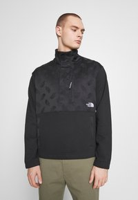 The North Face - GRAPHIC COLLECTION - Bluza - black - 0