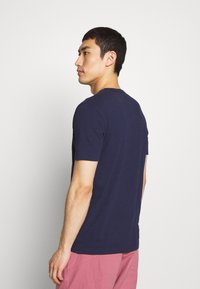 YMC You Must Create - WILD ONES POCKET TEE - Basic T-shirt - navy - 3