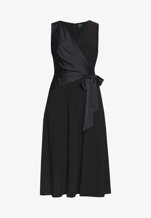 MID WEIGHT DRESS COMBO - Cocktailkjole - black