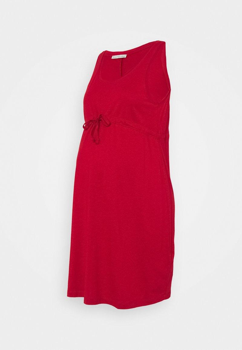 Anna Field MAMA - Vestido ligero - red