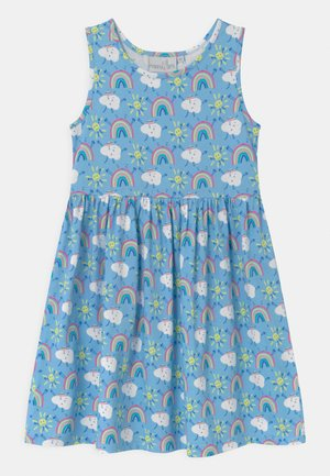 ECO  - Jersey dress - arctic blue