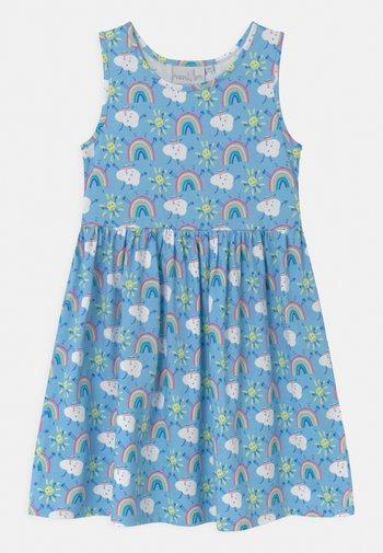 ECO  - Jersey dress - arctic blue