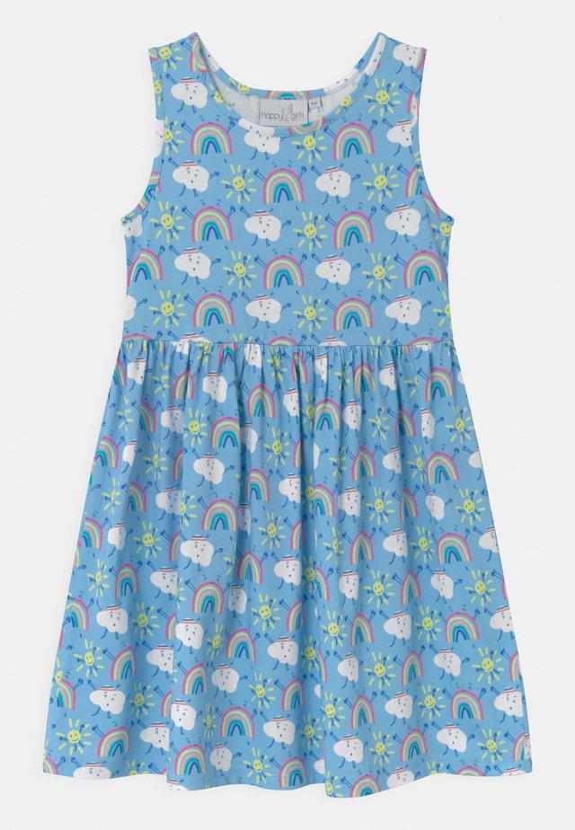 ECO  - Žerzejové šaty - arctic blue