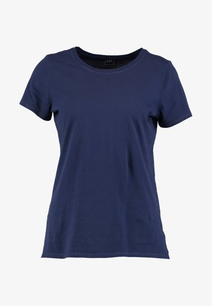 VINT CREW - T-shirt basic - navy uniform