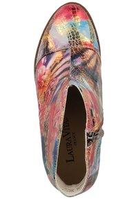 LAURA VITA - Kotníková obuv - rouge - 5