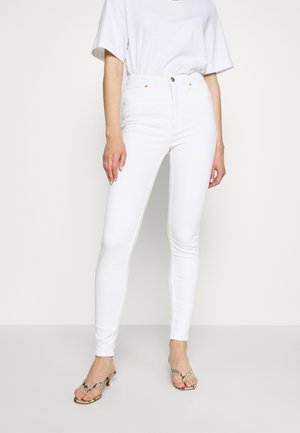 OKI - Slim fit jeans - white light unique