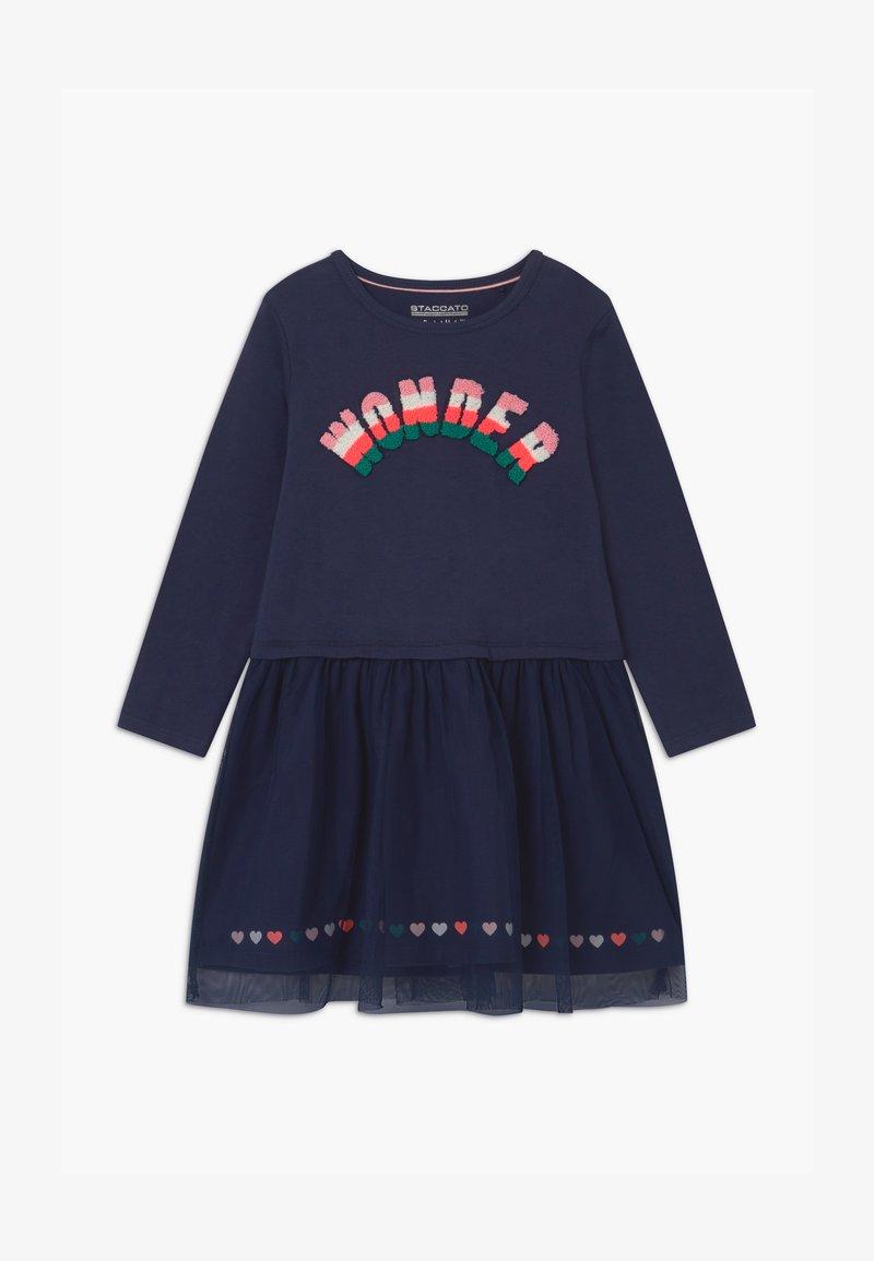 Staccato - KID - Jersey dress - deep tinte