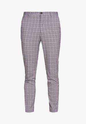 HOMEWOOD SLIM - Oblekové kalhoty - grey