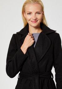 RISA - Classic coat - blac - 3