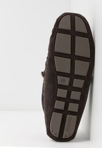 Barbour - MONTY - Slippers - brown - 4