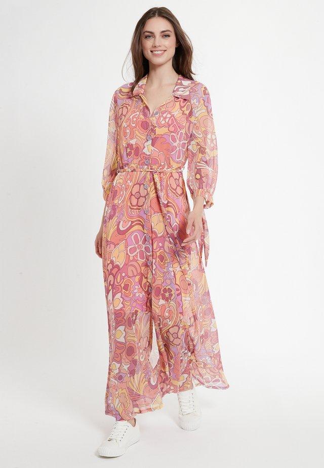 CAWY - Maxi-jurk - mehrfarbig