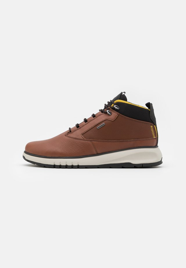 AERANTIS ABX - Lace-up ankle boots - brown