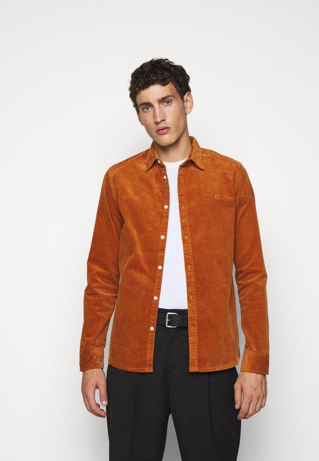FELIX UROY - Camicia - rusty brown