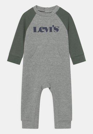 COVERALL - Jumpsuit - grey heather